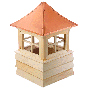 Click to visit Volko.com and see a wonderful collection of Cupolas